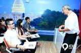 Chúng mình học tiếng Anh tại JOLO chi nhánh Hồ Chí Minh