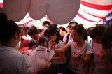 Hội chợ việc làm Cầu Nối Nhân Lực 2014 - Học Viện Ngân Hàng